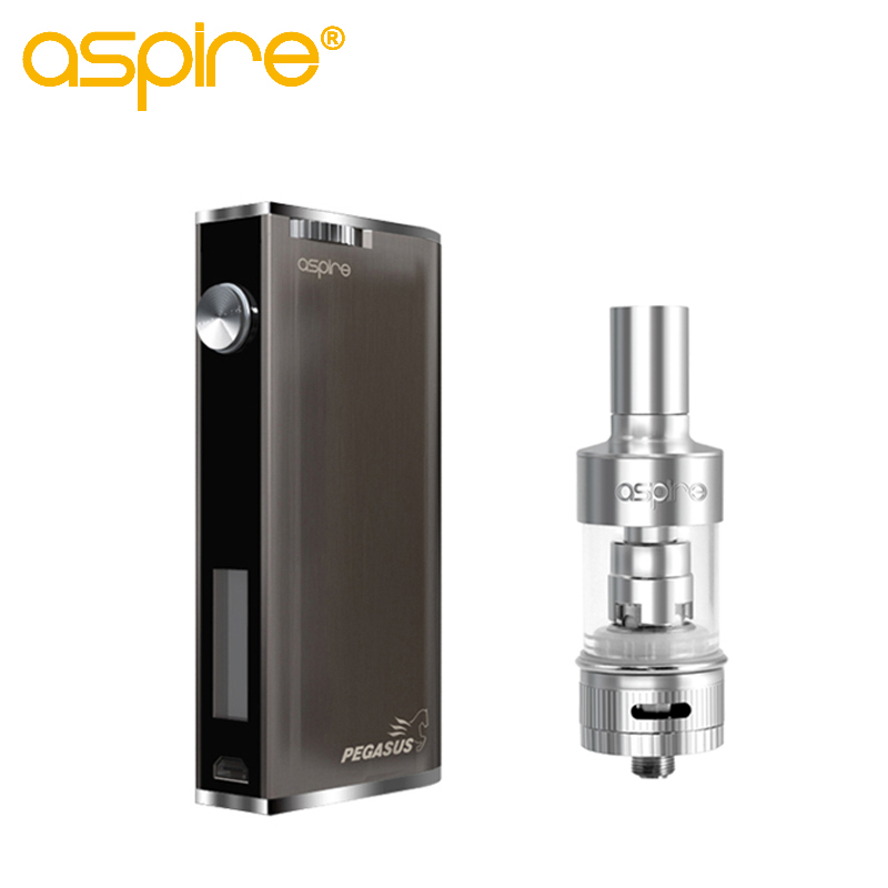 Original Aspire Atlantis Pegasus Combination Kit Aspire Pegasus 70W Box Mod With 3ml Aspire Atlantis Tank 1Pcs/Lot s 2015 aspire atlantis 5 aspire atlantis mega