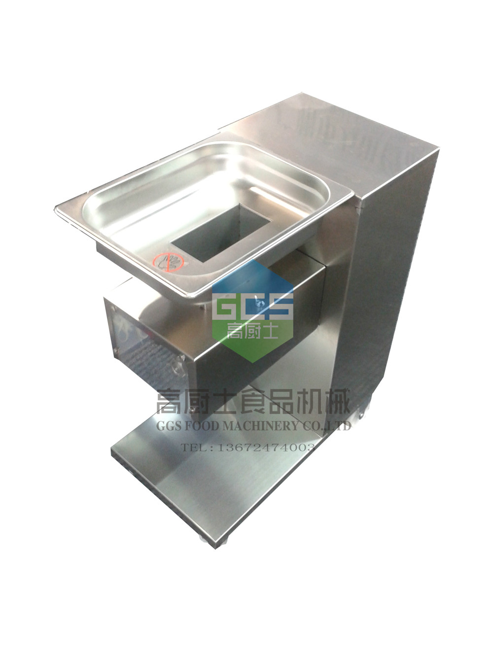 Come with 3 blades QE Meat Slicer Meat cutting macine One Year Warranty fast shipping ...