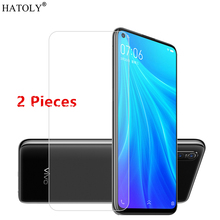 2PCS Vivo Z5x Glass Vivo Z5x Tempered Glass Film 9H HD Protective Full Glue Hard Phone Screen Protector Glass for Vivo Z5x 2pcs for vivo z5x glass full cover glue toughened safety tempered glass screen protector for vivo z5x glass for vivo z1 pro z5 x