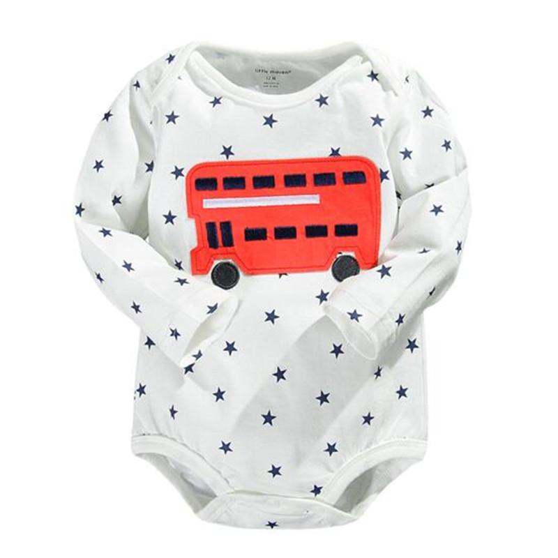 HTB12sRmRVXXXXbsXFXXq6xXFXXXr - 2016 New Bodysuits For Baby Girls Long Sleeve Body Infant Bebe Boys Flowers Hello Kitty Spring Fall Brand Clothing