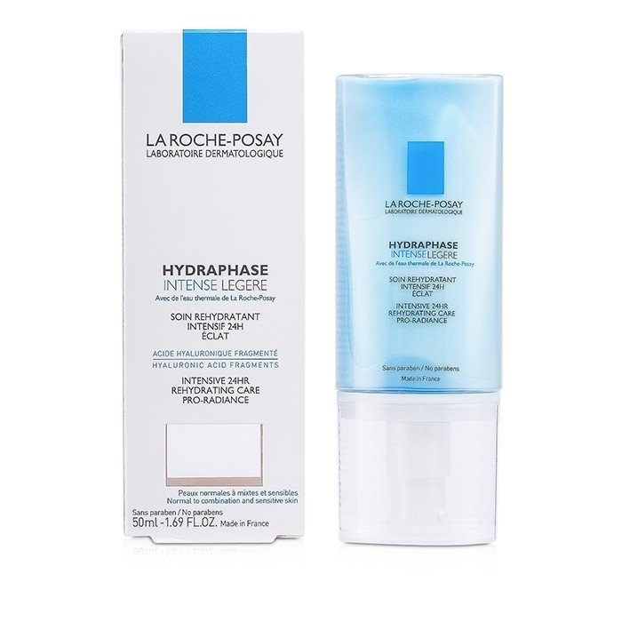 La Roche Posay - Hydraphase Intense Legere Intensive Rehydrating Care pearls intensive care 30 capsules pack of 2