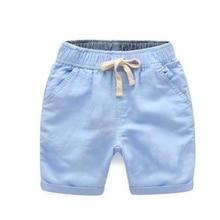 Verão meninos do bebê shorts de gelo crianças praia shorts meninos curto  enfant garcon crianças calças do bebê harem shorts plis. b5ef848baf11d