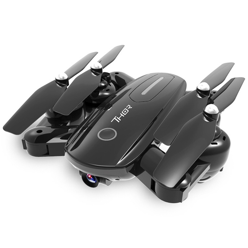 Thor Optical Flow Folding Fixed High Quadcopte Drone 1080p HD Camera Four-axis Aircraft Cross-border Remote Control Aircraft