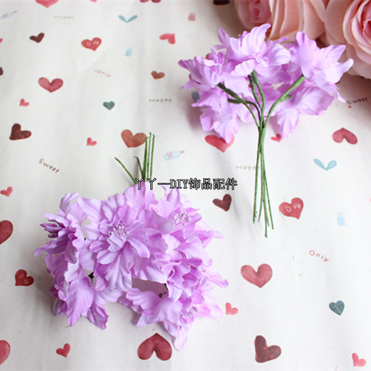 H10.2cm HwaGui Simple Petit Vase /à Fleurs Artisanat Fait /à la Main Mini et D/élicate d/é 2 Pi/èces