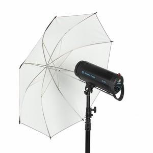 """Image 2 - 33 """"/83 cm Stüdyo Şemsiye Siyah ve Beyaz Kauçuk Kumaş Paslanmaz Çelik Fotoğraf Yansıtıcı Şemsiye fotoğraf stüdyosu aksesuarları"""