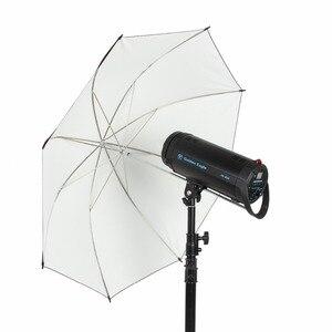 "Image 2 - 33""/83cm Studio Umbrella Black & White Rubber Cloth Stainless Steel Photography Reflective Umbrella Photo Studio Accessories"