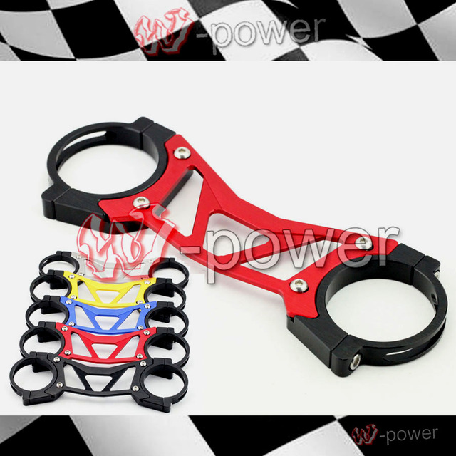 For Honda Cbr650f Cb650f 2014 2015 2016 Motorcycle Accessories Cnc Aluminum Balance Shock Fork Clamp