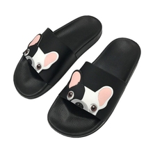 New 2018 Fashion Charming Casual Fruit Beach Prevent Slippery Parent-Child Slippers