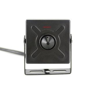 Image 5 - 1080P أو 3MP 48 فولت POE IPC أو تيار مستمر 12 فولت IP كاميرا شبكة مراقبة مع 3.7 مللي متر ثقب الباب عدسة معدنية صغيرة كاميرا IP صغيرة
