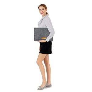 Image 5 - MOSISO Laptop Sleeve Tasche 13,3 zoll Notebook Taschen für Macbook Air 13 Fall Neue Touch Bar Retina Pro 13 abdeckung für Asus Acer Dell