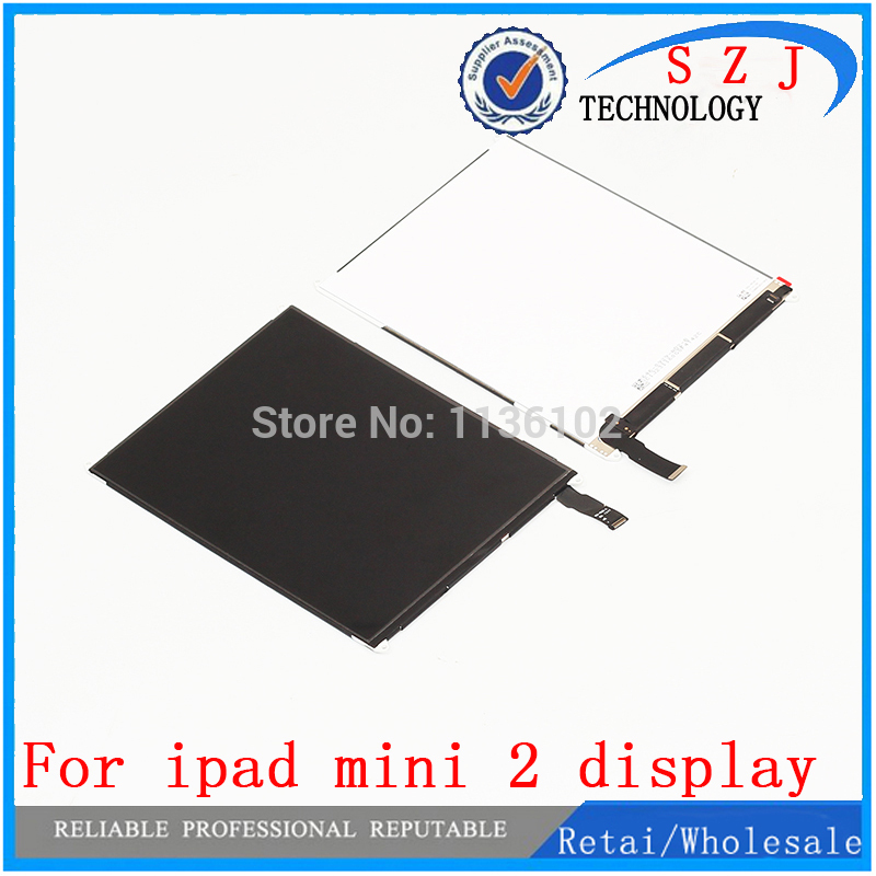 Original new 7.9'' inch Retina display For iPad mini 2 Replacement LCD display for ipad mini2 LCD display Free shipping brand new original for 2 2 inch ls022q8ud04 display