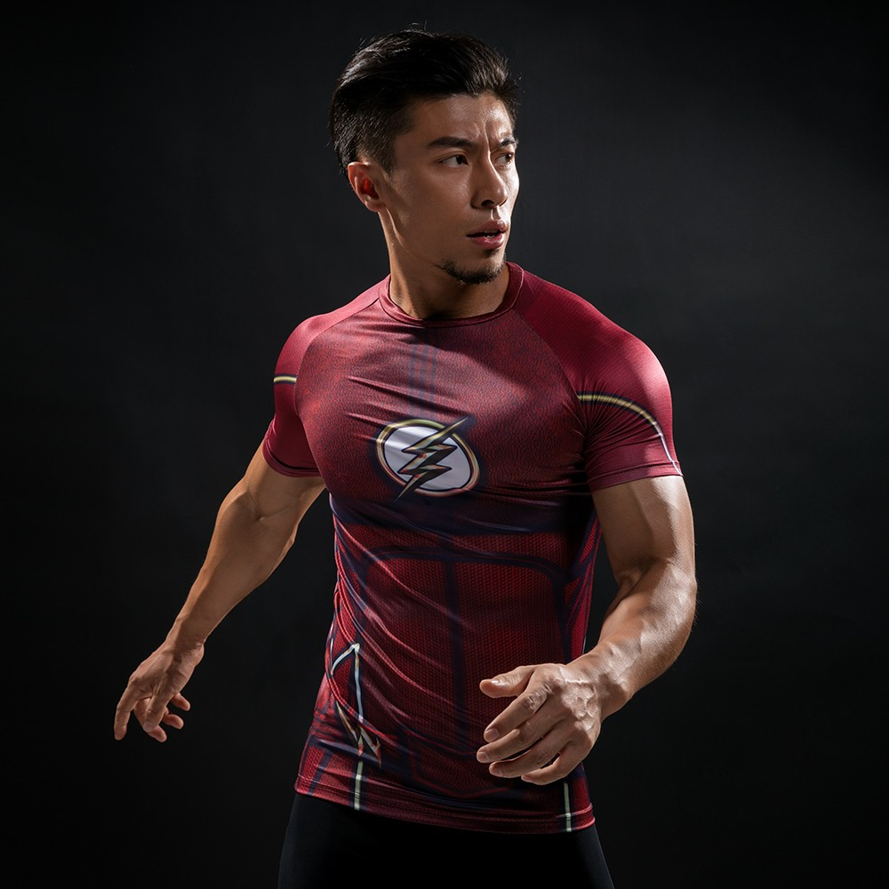 Punisher 3D Printed T-shirts Men Compression Shirts Long Sleeve Cosplay Costume crossfit fitness Clothing Tops Male Black Friday 39