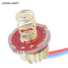 JYL 7811 مصباح يدوي القيادة لوحة 17 مللي متر/20 مللي متر لوحة دوائر كهربائية 3 15 فولت تيار مستمر سائق PCB ملحق L2 / XHP50