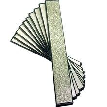 7 stücke set Küche Messer Apex rand Pro Bleistift spitzer ersatz diamant schleifstein 80 2000Grit