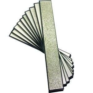 Image 1 - 7 sztuk zestaw nóż kuchenny Apex edge Pro temperówka wymiana diamentowa osełka 80 2000Grit