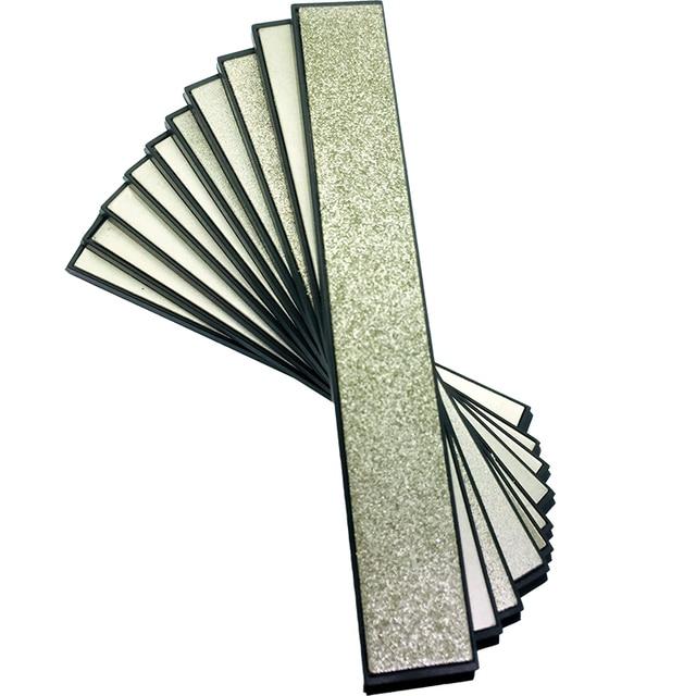 7 sztuk zestaw nóż kuchenny Apex edge Pro temperówka wymiana diamentowa osełka 80 2000Grit