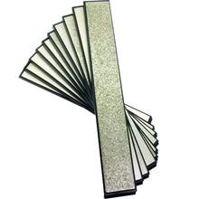 7pcs סט מטבח סכין איפקס קצה פרו עיפרון מחדד החלפת יהלומי אבן משחזת 80 2000Grit