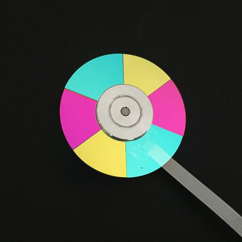 Color Wheel Beamsplitters Spectral For Benq Projector W1070 VH570 VH580ST W20AA W1080ST W1075 W1070 W1070 V