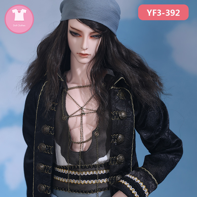 Free Shipping BJD Clothes York Time Voyager Id 72 Idealian 1/3 BJD SD Leisure Shirt Beautiful Doll Clothes Accessories OUENEIFS