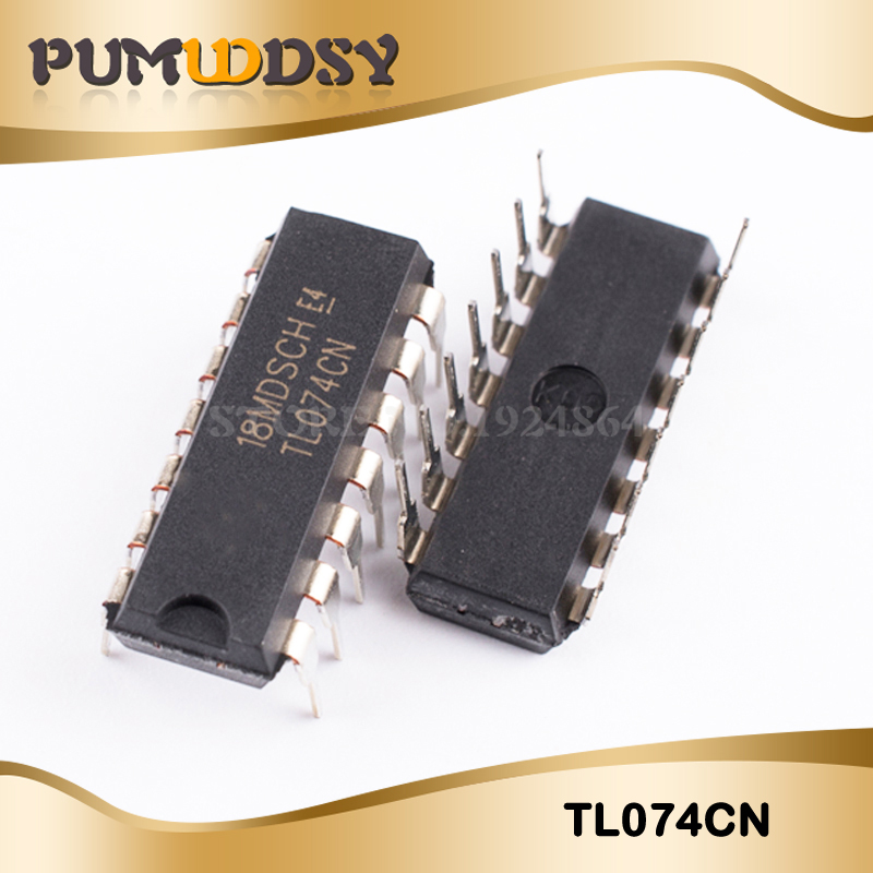 tl071cp Low Power J-FET single operational amplifiers RoHS 5 PCs
