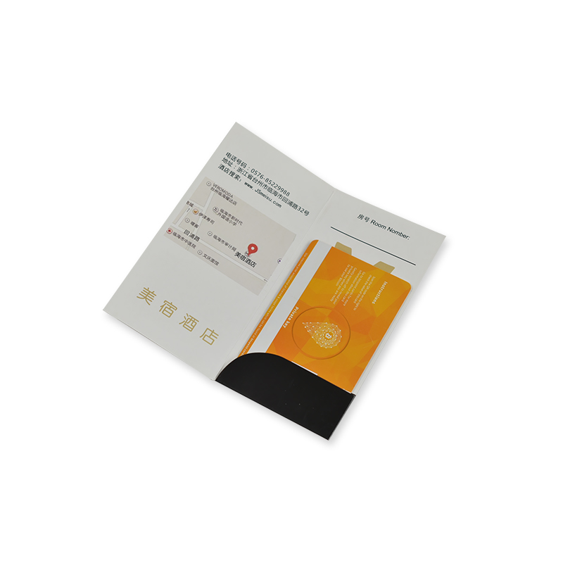 Zuoluo Factory Price Custom Key Card Holders For Hotel