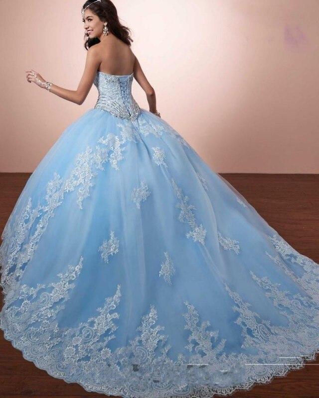 Prinzessin rosa ballkleid quinceanera kleider vestidos de 15 ...