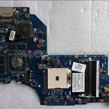 Placa base para portátil HP M6-1000 702177-001 702177-501 LA-8712P HD7670M/2G placa base DDR3