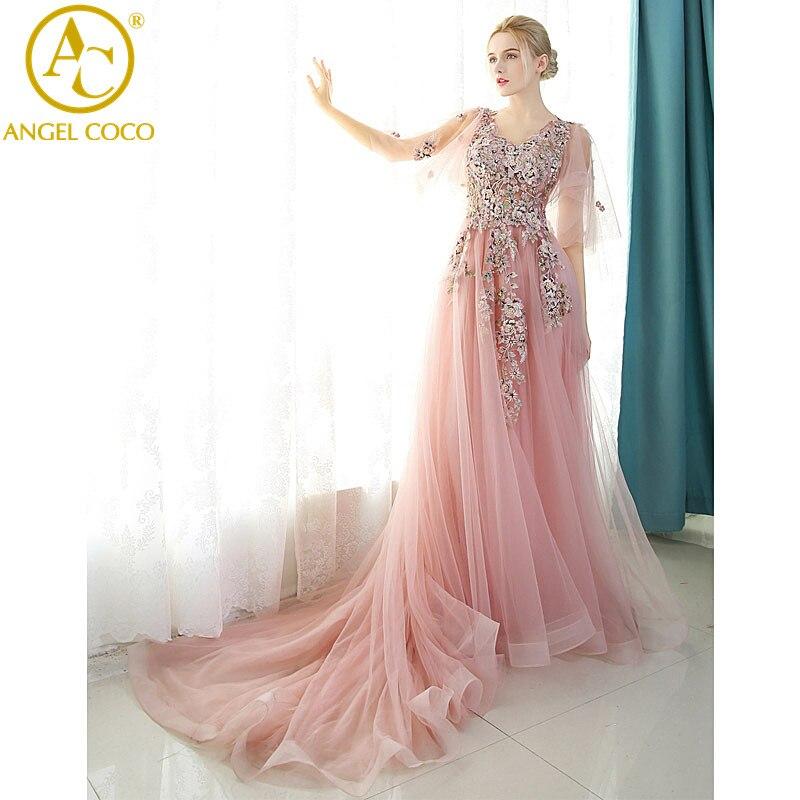 Marruecos Estilo de lujo Magnífico Vestido de Noche Vestidos de ...