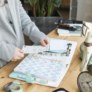 Image 3 - Lovedoki 2019 Cute Doughnut A5 Planner Dokibook Spiral Notebooks Organizer Agenda for Filofax Student Diary Stationery Supplies