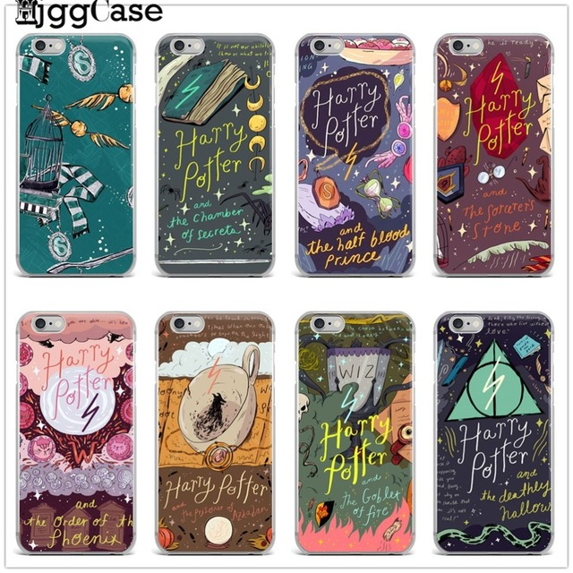 Harry Potter Phone Case For iPhone 6 6s Case Soft Cover For iPhone 7 8 Plus  5 5s SE X XS MAX XR Cover For Huawei P8 P9 P10 Lite 4d3b93aad
