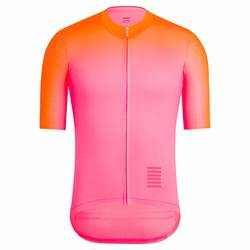 SPEXCEL 2018 Высокого Качества Градиент розовый клуб Pro team aero дышать быстро Велосипеды Джерси гонки Джерси Велосипеды передач Ropa Ciclismo