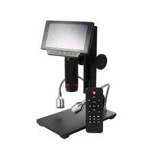 Andonstar ADSM302 цифровые микроскопы Электронный USB микроскоп для tht промышленного обслуживания камера лупа и дистанционное управление