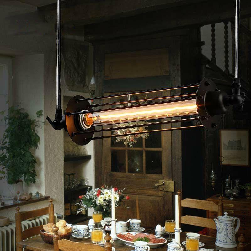 Excepcional Accesorios De Iluminación Industriales Para Cocina ...
