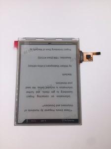 Image 2 - 100% חדש eink LCD תצוגת מסך ED060SD1 עם מגע, אין תאורה אחורית עבור inkbook קלאסי 2 ספר אלקטרוני קורא משלוח חינם