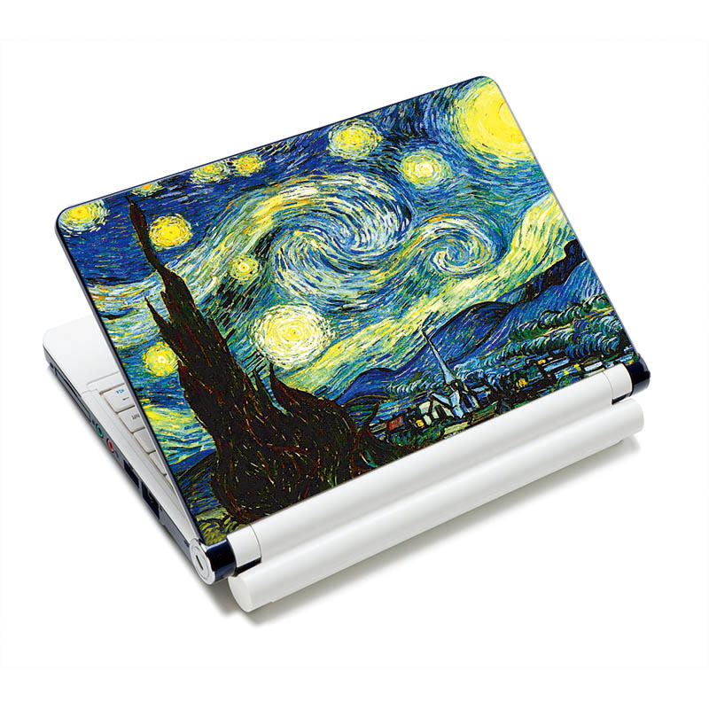 "Laptop skin 15.6 laptop sticker notebook cover in 13.3"" 14"" 15"" 15.6"" for HP/DELL/ACER/ASUS"