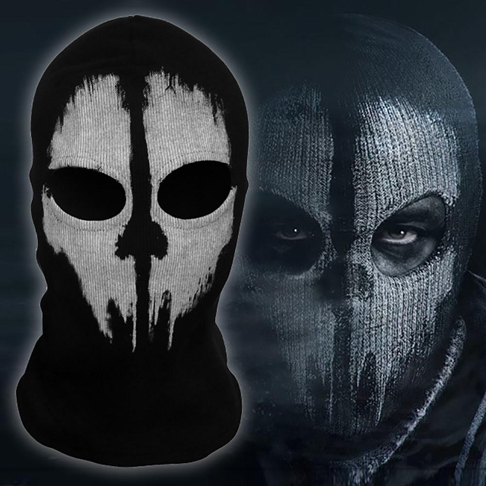 Popular Cod Ghosts Mask-Buy Cheap Cod Ghosts Mask lots from China ...