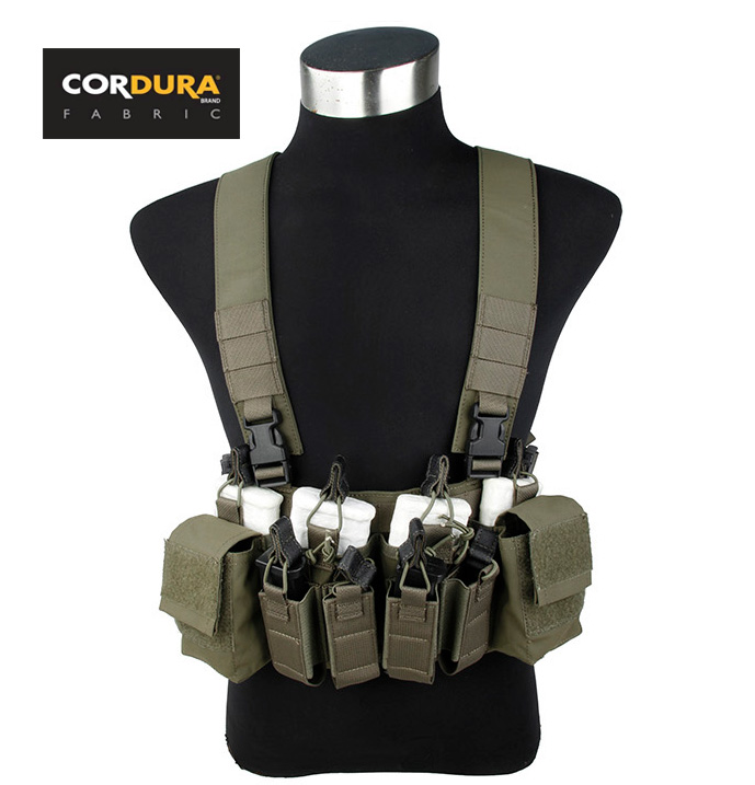 Ranger Green (RG) D3 CRX Chest Rig Tactical Airsoft Military Combat Gear+Free shipping(STG050972)