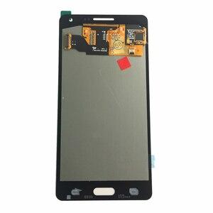 Image 3 - עבור סמסונג גלקסי A5 2015 A500 A500F A500FU A500H A500M LCD מגע Digitizer הרכבה חדש החלפת חלקי צגי Lcd