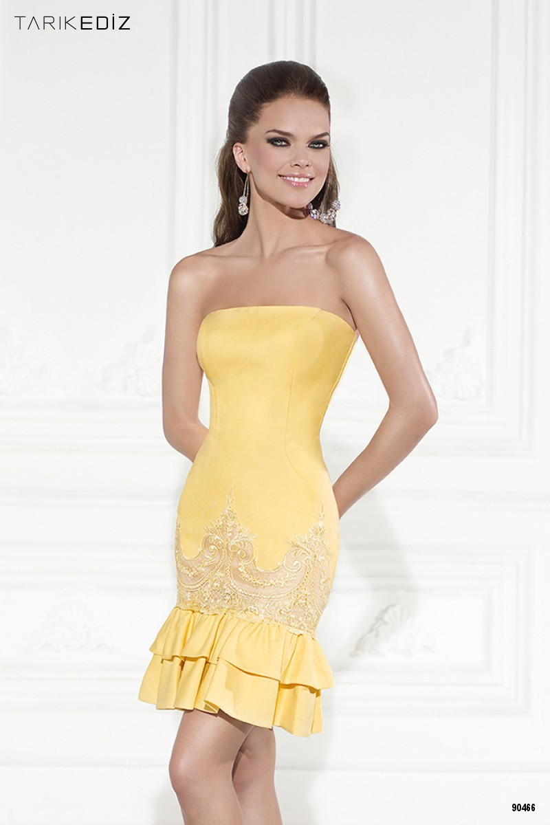 Online Get Cheap Yellow Cocktail Dresses -Aliexpress.com | Alibaba ...