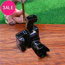 G05-X414 children baby gift Toy 1:12 Dollhouse mini Furniture Miniature rement camera(China)