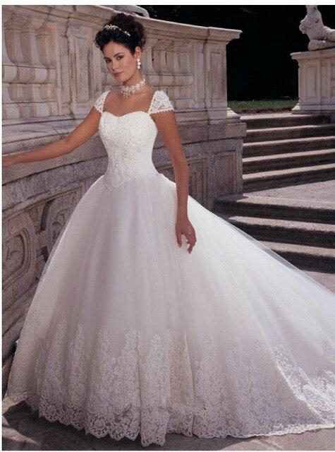 Vestidos hermosos para novias