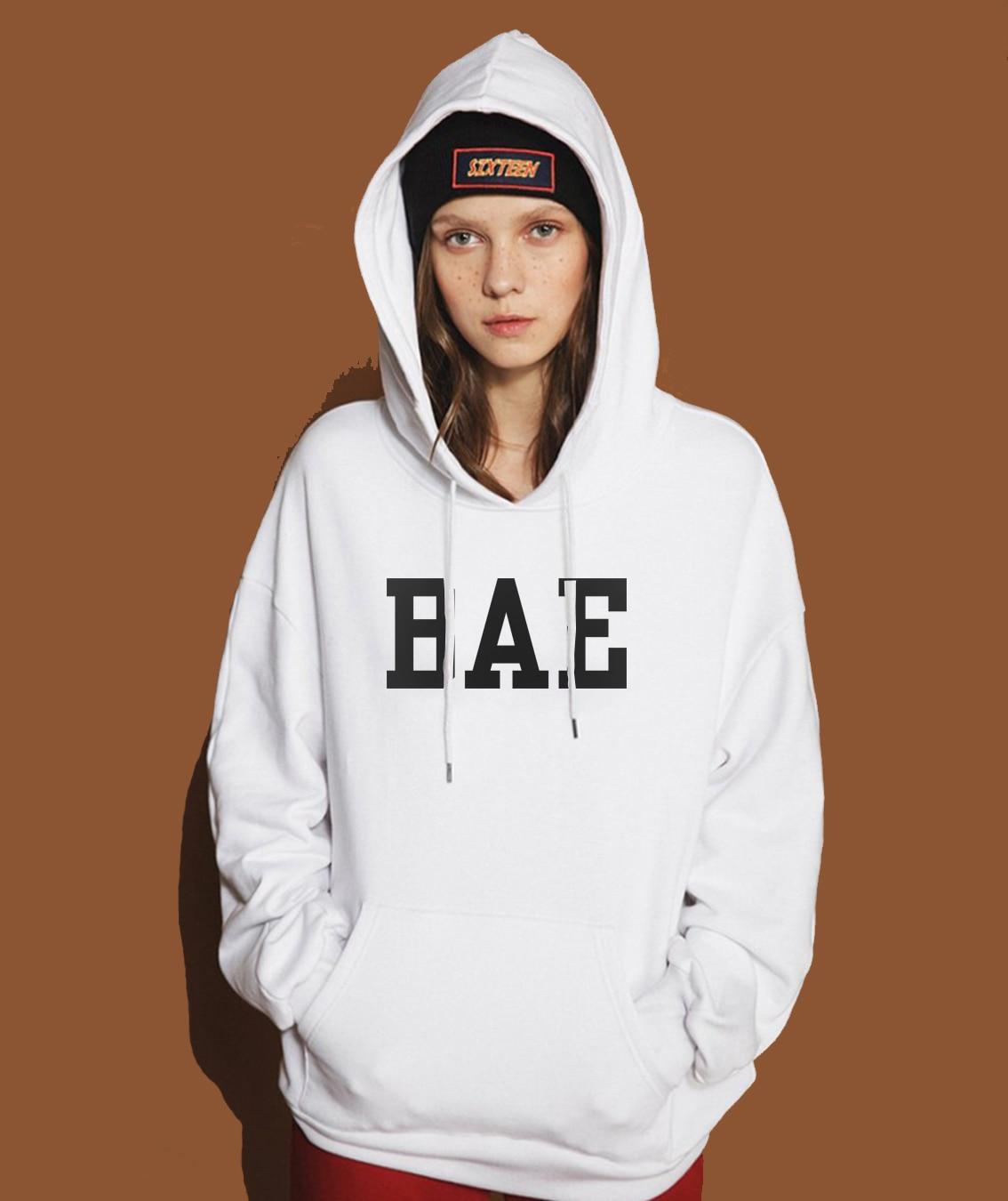 New Arrival Hot Hoody For Women 2019 Fleece Spring Warm Winter Sweatshirt Casual Women's Sportswear Streetwear Kawaii Hip Hop