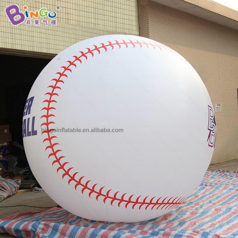 Индивидуальные 3 м диаметр гигантская надувная площадка для бейсбола/10 футов бейсбольная надувная лодка игрушки для показа - 2