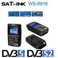 satfinder dvb s2 Satlink WS 6916 DVB S2 Satellite Finder Satellite meter MPEG 2/MPEG 4 Satlink WS 6916