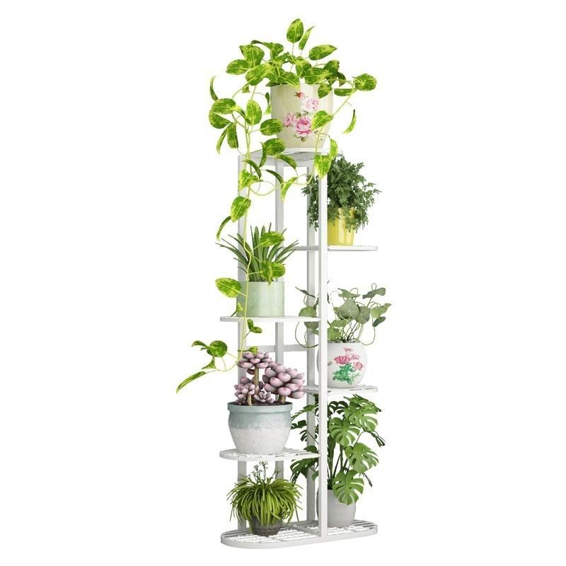 Salincagi Support Pour Plante Decoration Exterieur Outdoor Decor Mensole Per Fiori Flower Stand Iron Balkon Balcon