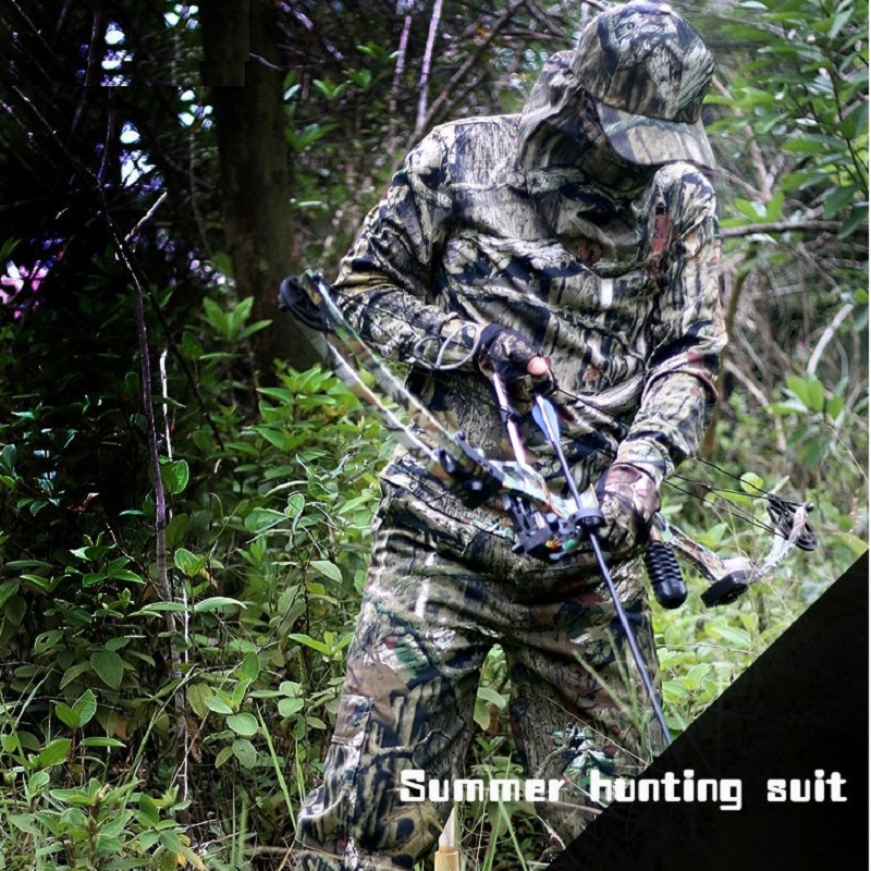 Outdoor CamouflageTactical Suit Uniform Shirt Pants Hat Gloves Mask Military Binoculars Army Uniform Camouflage Hunting Clothes protective outdoor war game military skull half face shield mask black