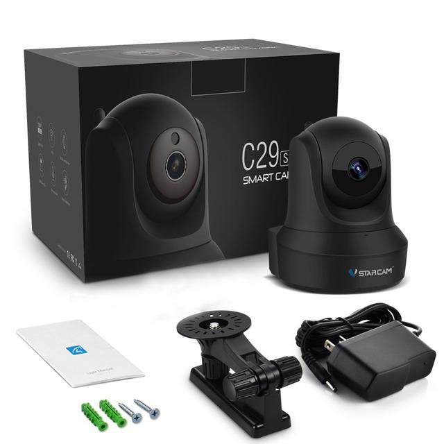 Wireless IP Camera Full HD 1080p