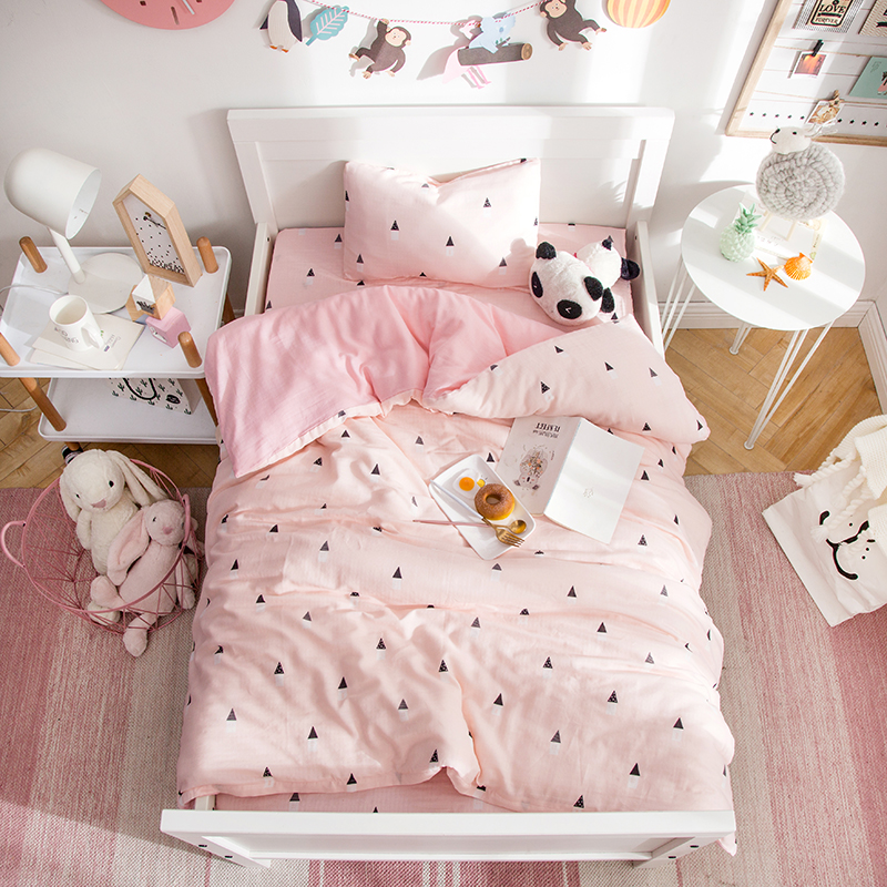 Kids children single twin size Bedding Set 100%cotton soft bed set duvet/quilt cover set bed sheet set Bed cover Pillowcase 40Kids children single twin size Bedding Set 100%cotton soft bed set duvet/quilt cover set bed sheet set Bed cover Pillowcase 40