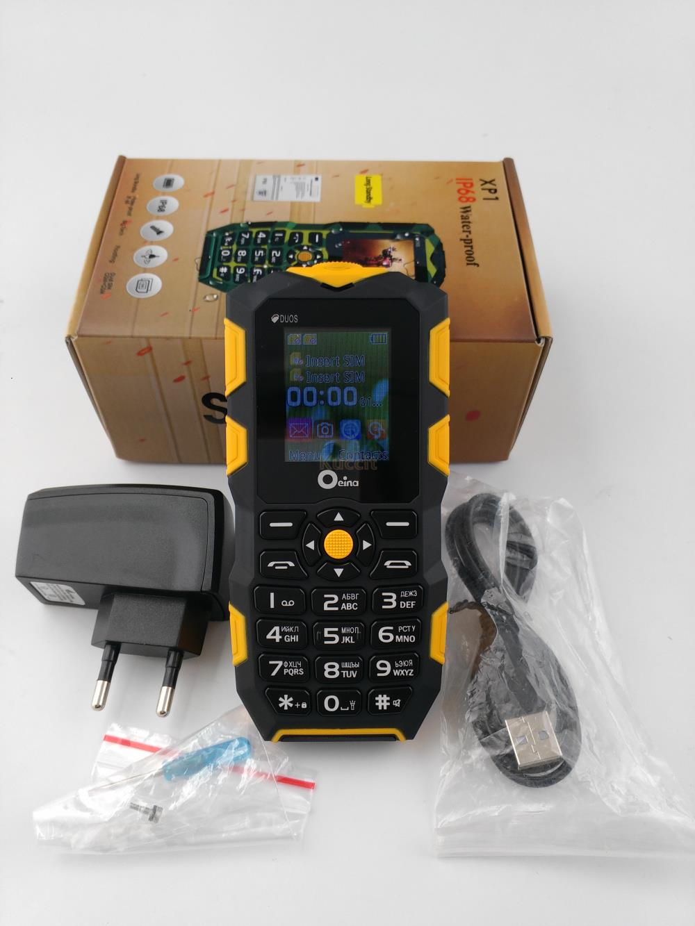 XP1 Rugged Phone  (30)