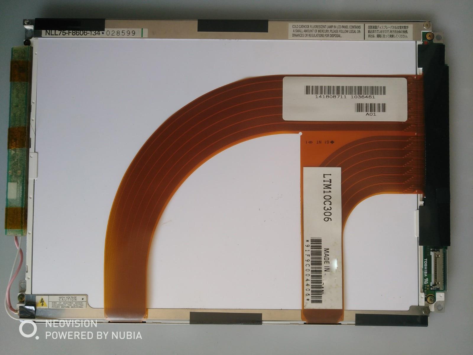 Industrial display LCD screen LTM10C306 lcd lcd screen aa121sl07 12 1 inch industrial lcd screen industrial display